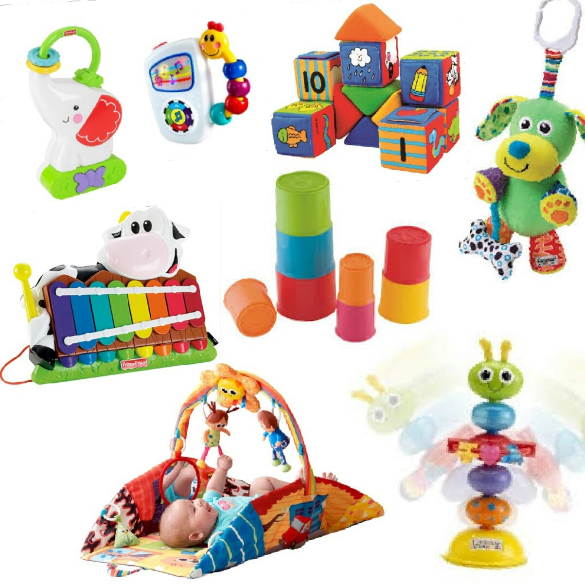 Our Favourite Infant Toys 0 To 9 Months Old My Chirpy Life